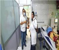 محافظ الشرقية يتابع الخدمات الصحية بمستشفى مشتول السوق
