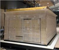 الانتهاء من عملية نقل المقصورة الثانية لـ«توت عنخ آمون» بالمصري الكبير