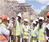 مشروعات «الكهرباء» المصرية تضــــىء أفريقيا