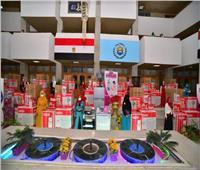 «تحيا مصر» يسلم تجهيزات الزواج لـ20 فتاة أولى بالرعاية بأسيوط| صور