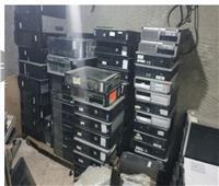 ضبط 350 جهاز كمبيوتر مجهول المصدر يهدد مستخدميه بالإسكندرية