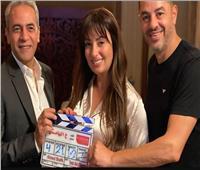 نرمين الفقى تنتهى من تصوير «ع الهامش» من مسلسل «إلا أنا»