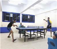 حدث في 24 ساعة  تنس طاولة المنيا يفوز بثلاثية على استاد المنصورة