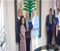 المجلس القومي للطفولة والأمومة يُكرم فتيات وأمهات مصر