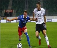 تصفيات مونديال 2022  شوط أول سلبي بين ألمانيا ومقدونيا الشمالية