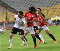 مصطفى محمد يضيف الهدف الثانى للمنتخب