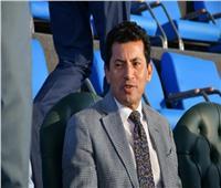 أشرف صبحي: أبارك لبيج رامي الفوز ببطولة مستر أولمبيا وإنجاز سمر حمزة للتاريخ