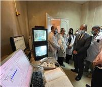 تزويد وحدات علاج الأورام في جامعة الزقازيق بأحدث الأجهزة