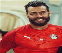 أبوجبل يسجل مشاركته الدولية الثالثة في مباراة مصر وليبيا