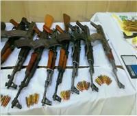 تفاصيل ضبط 367 متهمًا شديدي الخطورة بـ«ترسانة أسلحة» | فيديو