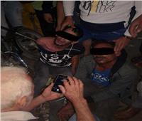 أهالي قرية «عياش» بالمحلة الكبرى يضبطون لصين سرقا دراجة نارية