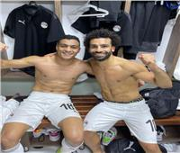 بصورة مع محمد صلاح.. مصطفى محمد يعلق على فوز المنتخب أمام ليبيا