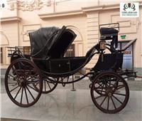 متحف المركبات الملكية يستعرض تاريخ «عربة كلش»
