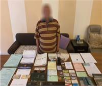 حبس سمسار بتهمة تزوير إقامات وهمية للأجانب بدار السلام