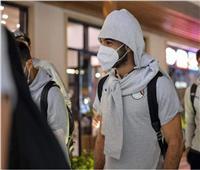 بعثة المنتخب تصل إلى القاهرة بعد الفوز على ليبيا