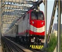 حركة القطارات  70 دقيقة متوسط التأخيرات بخط «بنها وبورسعيد»