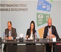 وزيرا المالية والتعاون الدولي يعقدان جلسة مباحثات مع نائب رئيس سيتي بنك