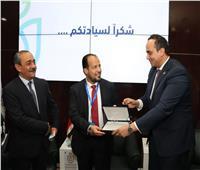 رئيس هيئة الرعاية الصحية ومحافظ الإسماعيلية يستقبلان وزير الصحة الليبي