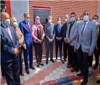صندوق تحيا مصر يفتتح مدرسة «عرب بخواج الابتدائية» بسوهاج