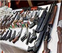 الأمن العام: ضبط 186 قطعة سلاح وتنفيذ 84 ألف حكم قضائي
