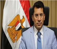 وزير الشباب والرياضة: الرئيس السيسي كلمة السر في النجاح المبهر
