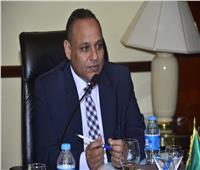 «صقر» يهنئ «الشيمي»بإنضمامة للجنة العليا بالأكاديمية الإفريقية للعلوم