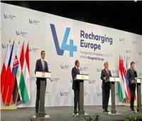 السيسي: نحن قيادة تحترم شعبها وهناك ضرورة لتفهم أوروبا لما يحدث في مصر