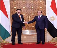 «العلاقات المصرية المجرية»..93 عامًا من التعاون المشترك