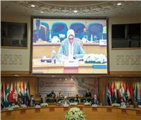 زايد تسلم رئاسة اللجنة الإقليمية للصحة العالمية إلى وزير الصحة الليبي