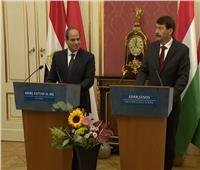 الرئيس السيسي: مصر تريد الحصول على حصتها من المياه دون تأثير