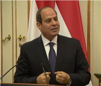 الرئيس السيسي: لا نريد أن تكون المياه سببا للصراع وإنما رابطا للتنمية بين الدول