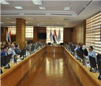 مجلس جامعة كفر الشيخ يناقش خطط الكليات لاستقبال الطلاب الجدد