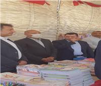 نائب محافظ القاهرة يفتتح معرض أدوات مدرسية بأسعار مخفضة بـ«مدينة نصر»