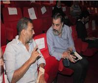 لجنة تحكيم مهرجان الأردن تواصل مشاهدة الأفلام بمشاركة مجدي كامل
