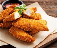 طريقة تحضير كرسبي دجاج مشوي للدايت