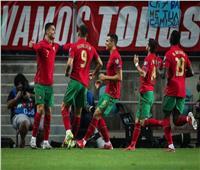 تصفيات مونديال 2022  البرتغال يضربلوكسمبرجبثلاثية في الشوط الأول