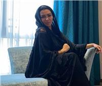 بالحجاب.. أحدث ظهور لميرهان حسين | صور