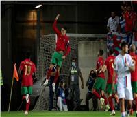 تصفيات مونديال 2022  هاترك رونالدو يقود البرتغال لاكتساح لوكسمبرج