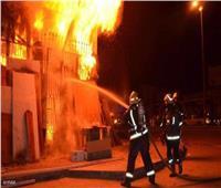 «الحماية المدنية بالجيزة».. تنجح في إخماد 3 حرائق بأكتوبر وناهيا وبولاق الدكرور