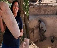 من 1500 سنة..اكتشاف أقدم وأضخم مصنع لصناعة النبيذ بـ«فلسطين»