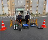 لخدمة المواطنين..«الداخلية» تدفع بسيارات إغاثة مجهزة بالطرق والمحاور الرئيسية