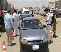 «أكمنة المرور» تحرر 5420 مخالفة متنوعة على الطرق السريعة
