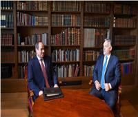 سد النهضة ومكافحة الفكر المتطرف.. تفاصيل مباحثات السيسي ورئيس الوزراء المجري | صور