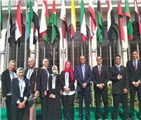 طلاب جامعة المنوفية يشاركونفي احتفالية الأردن بالعيد المئوي لتأسيسها
