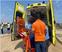 الصحة: إصابة 14 مواطناً باختناقات في حريق بإحدى قاعات مهرجان الجونة