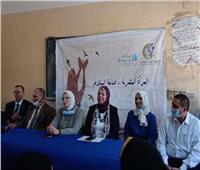 محافظ الشرقية يؤكد:المرأة شريك أساسي في بناء وتنمية المجتمع