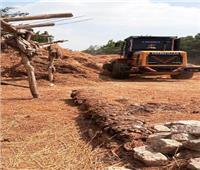 استرداد 7 ألاف متر مباني و103 فدان منأملاك الدولة بالشرقية
