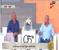 ساويرس: بدون دعم وزارة الصحة لم يكن هناك مهرجان الجونة السينمائي