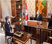 قيس سعيد يطالب رئيسة الحكومة بمواجهة كل التجاوزات ومقاومة الفساد