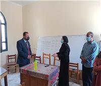 محافظ المنيا يستجيب لشكوى أحد المواطنين خلال مؤتمر «حياة كريمة»